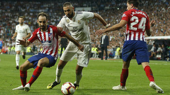Real Madrid remizoval s Atleticom Madrid