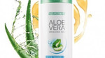 Aloe vera drinking gel freedom.