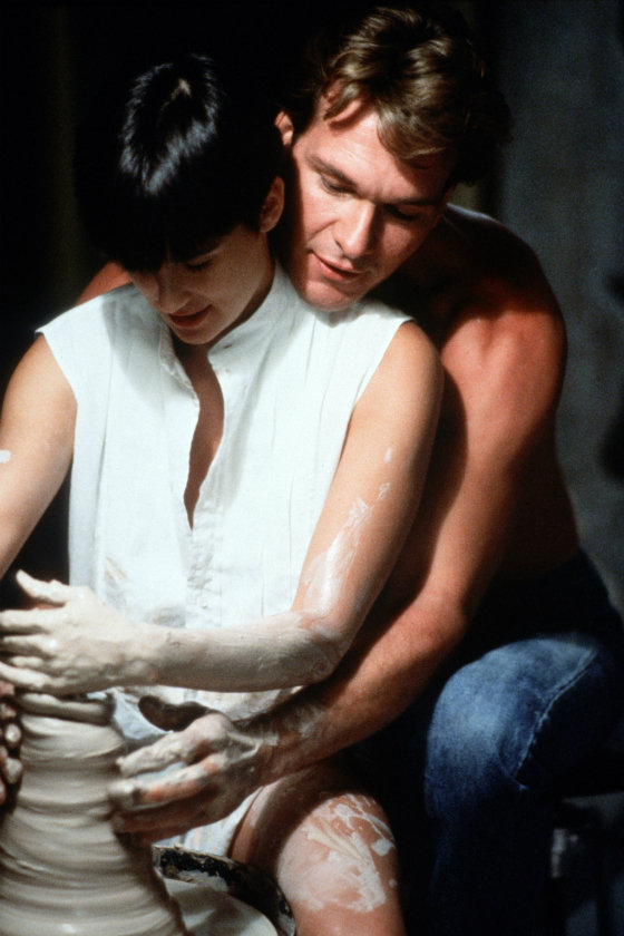 Duch - Demi Moore a Patrick Swayze