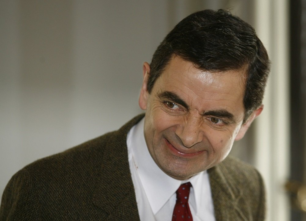 Rowan Atkinson alias Mr. Bean