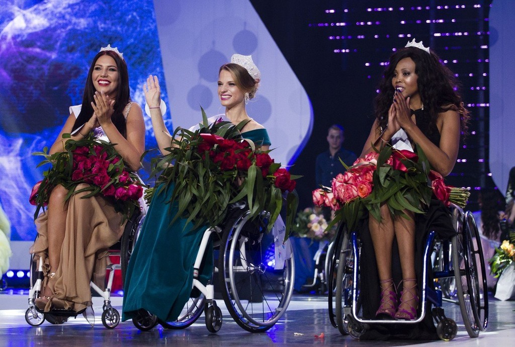 Súťaž Miss Wheelchair World