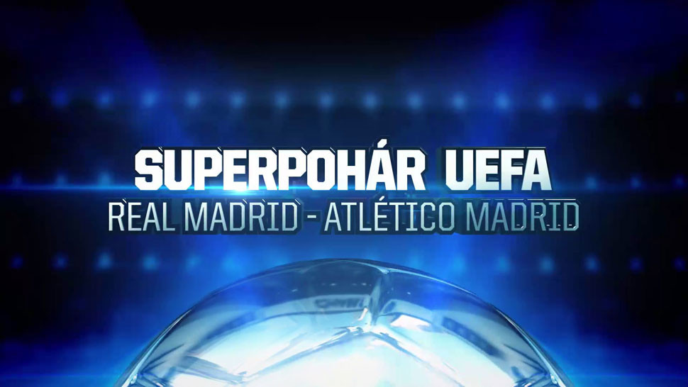 Superpohár UEFA: Real Madrid – Atlético Madrid