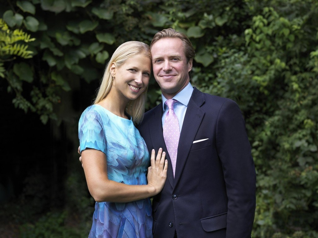 Lady Gabriella Windsor a Thomas Kingston