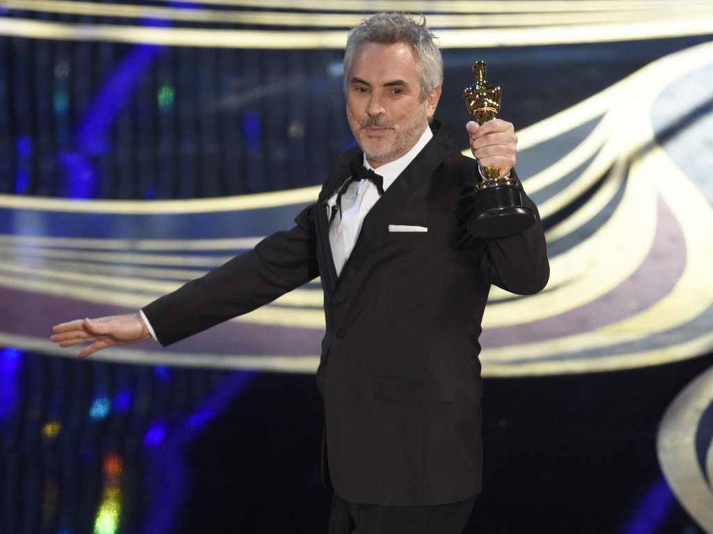 Alfonso Cuarón will host Oscar for her & # 39; Best Chamara