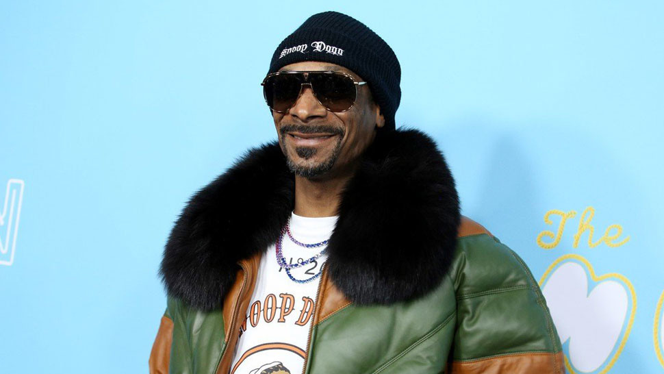 Snoop Dogg na premiére filmu The Beach Bum v Los Angeles