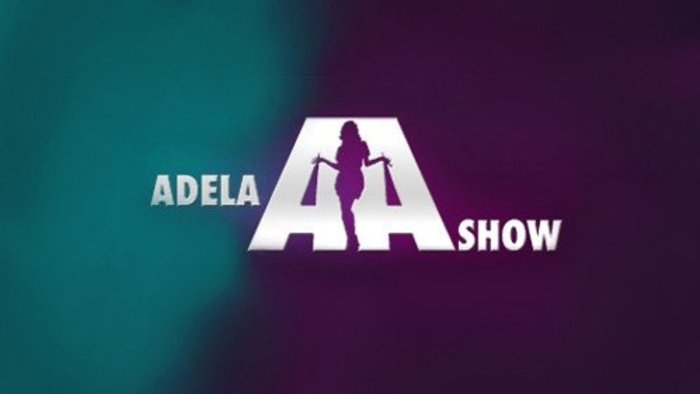 Adela show - button