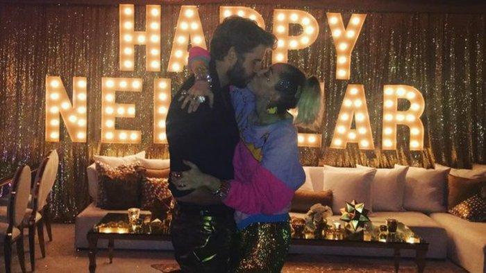 Miley Cyrus a Liam Hemsworth