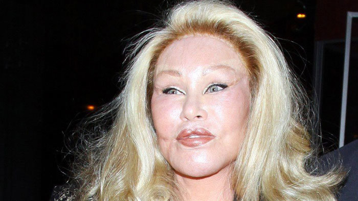 Jocelyn Wildenstein v apríli 2011