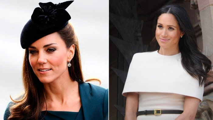 Kte Middleton vs. Meghan Markle