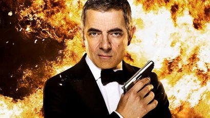 Johnny English sa vracia