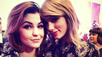 Celeste Buckingham: Duo s Taylor Swift?