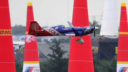 Na Dajto si pozrite to najlepšie z Red Bull Air Race