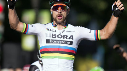 Sagan vyhral 4. etapu Tour Down Under a je na čele