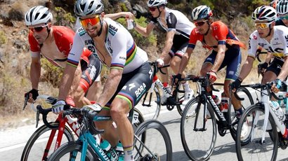 Impey víťazom 4. etapy Tour Down Under, Sagan zaostal