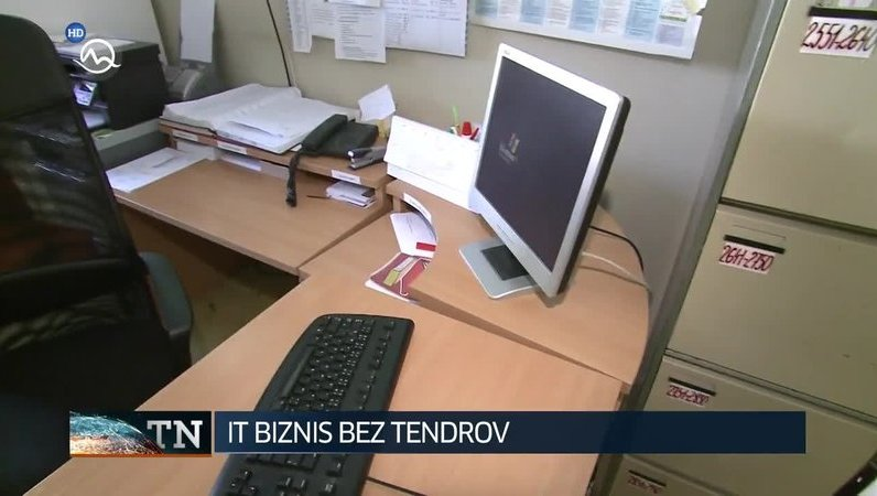 IT Biznis bez tendrov